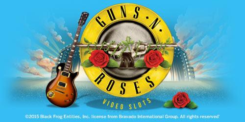 Vera&John(ベラジョンカジノ):「Guns N' Roses(ガンズ・アンド・ローゼズ)」キャンペーン